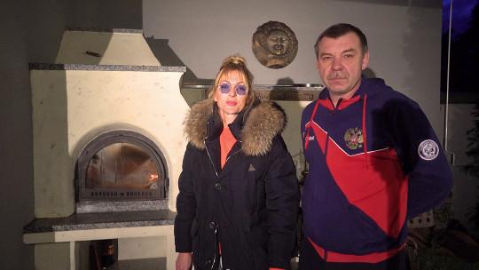 Илона и Олег Знарок для Арт Рум